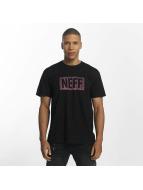 NEFF T-Shirt New World schwarz