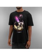 NEFF T-shirt Paz Sunset svart