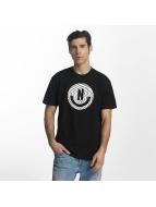NEFF T-shirt Smiley svart