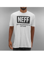 NEFF T-Shirt New World weiß