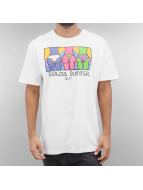 NEFF T-Shirt Endless Bummer white