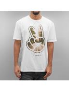 NEFF t-shirt Paz Roads wit