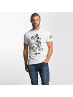 NEFF t-shirt Mickey Ransom wit