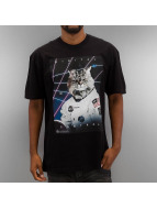 NEFF t-shirt Mind Control zwart
