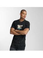 NEFF t-shirt Venice Boredwalk zwart