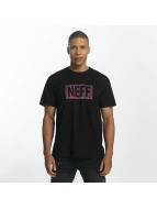 NEFF t-shirt New World zwart