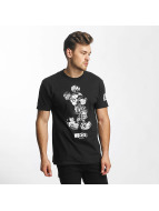 NEFF t-shirt Mickey Ransom zwart