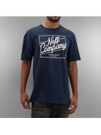 NEFF T-Shirts The Deluxe mavi