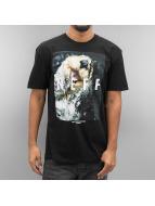 NEFF T-Shirty Quad Otter czarny