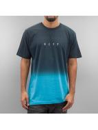 NEFF T-Shirty Dripper niebieski