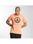 NEFF T-Shirty Neu pomaranczowy