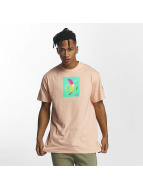 NEFF T-Shirty Art pomaranczowy