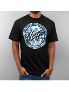 NEFF T-skjorter Stamp svart