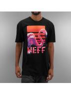 NEFF T-skjorter Mingo svart