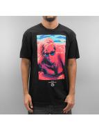 NEFF T-skjorter Babe Watch svart