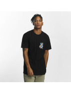 NEFF T-skjorter Peece Scallop svart