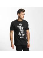 NEFF T-skjorter Mickey Ransom svart