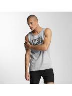 NEFF Tank Tops New World Push šedá