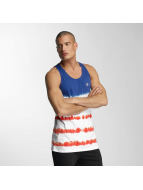 NEFF Tank Tops Dye Stripes синий