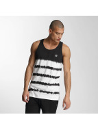 NEFF Tank Tops Dye Stripes czarny