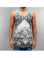 NEFF Tank Tops Battlekat grey
