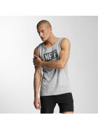 NEFF Tanktop New World Push grijs