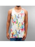 NEFF Tanktop Parrot Paradise wit