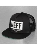 NEFF Trucker Cap Surf Corpo black