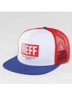 NEFF Trucker Cap Corpo blue