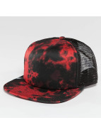NEFF Trucker Cap Washer red