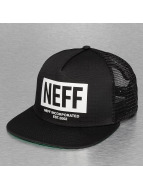 NEFF Trucker Cap Surf Corpo schwarz