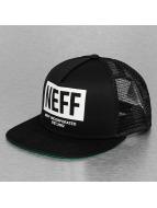 NEFF Trucker Cap Corpo schwarz