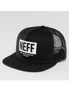NEFF trucker cap Corpo zwart