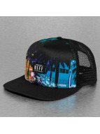 NEFF Trucker Caps Totality czarny