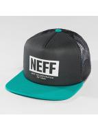 NEFF Truckerkeps Corpo grå