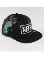 NEFF Truckerkeps Atoms svart