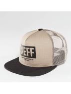 NEFF Truckerkepsar Corpo beige