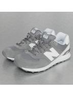 New Balance Сникеры ML 574 CNC Reflective серый