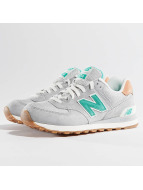 New Balance Baskets WL574 B BCB gris