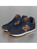 New Balance Sneaker ML 574 TXB blau