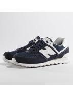 New Balance Sneaker ML574 D SEE blau