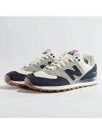 New Balance Sneaker ML574 D RSC blau