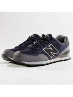 New Balance Sneaker ML 574 PTE blau