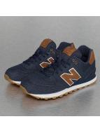 New Balance sneaker ML 574 TXB blauw