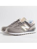 New Balance Sneaker ML574 D RTD grau