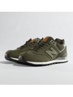New Balance sneaker 574 olijfgroen