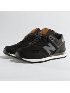 New Balance Sneaker ML 574 GPG schwarz