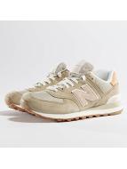New Balance Sneakers WL574 B BCA beige