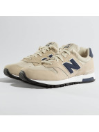 New Balance Sneakers 565 80s Running beige