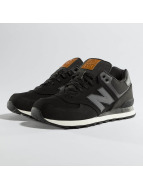New Balance Sneakers ML 574 GPG black